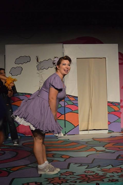 It took several agonizing days- almost a week!- to hear back but I was cast as Gertrude and I literally burst into tears.  sc 1 st  The Metaphor Girl & Gertrude McFuzz (costume and show recap!)   The Metaphor Girl