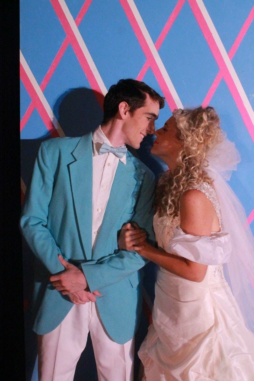 Costuming the Wedding Singer | The Metaphor Girl